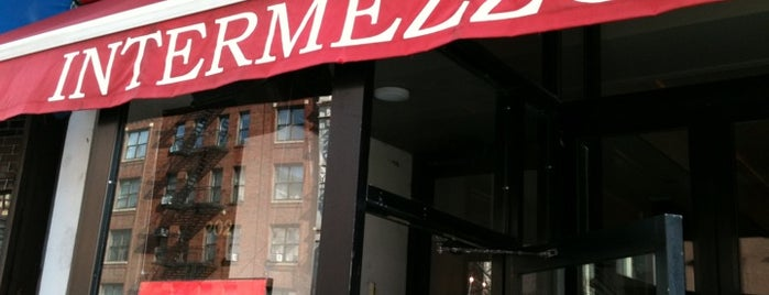 Intermezzo is one of Must-Visit Eats/Drinks in NYC.