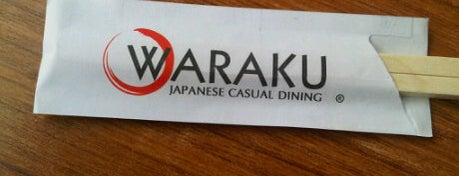 WARAKU Japanese Casual Dining is one of Grand Indonesia Shopping Town.
