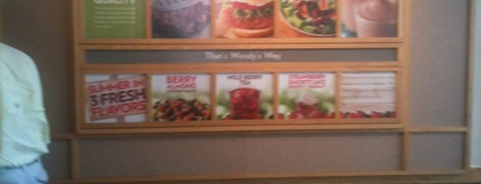 Wendy's is one of Posti che sono piaciuti a Gregory.