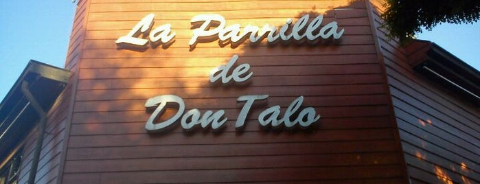 La Parrillada de Don Talo is one of Evanderさんのお気に入りスポット.