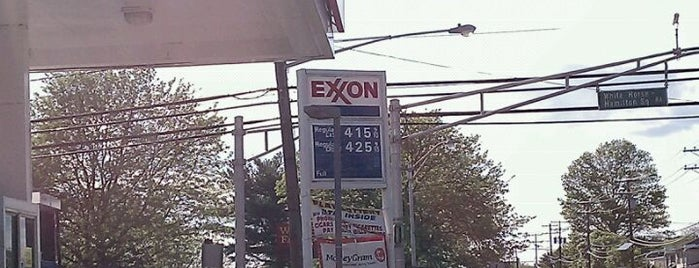 Exxon is one of Gas Stations.