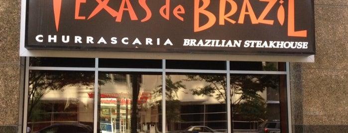 Texas de Brazil is one of Detroit Food Love.