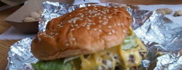 Five Guys is one of Jersey City.