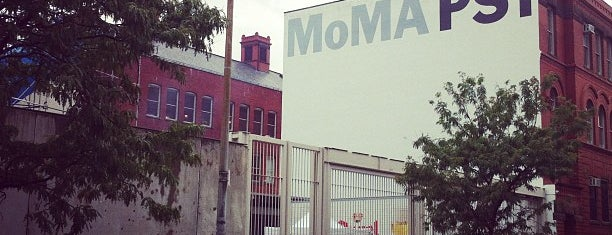 MoMA PS1 Contemporary Art Center is one of New York - TODO.