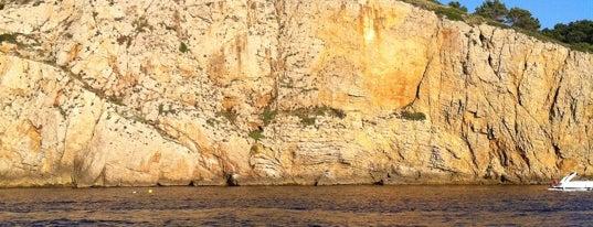 Diving sites Costa Brava