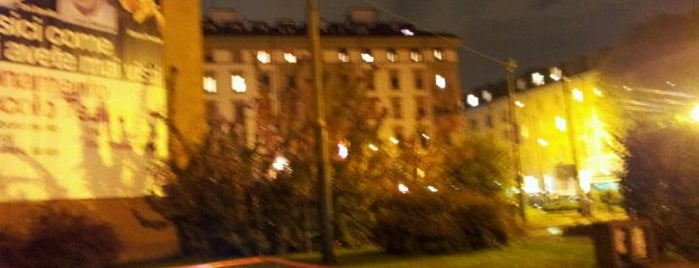 Brera is one of Milano.
