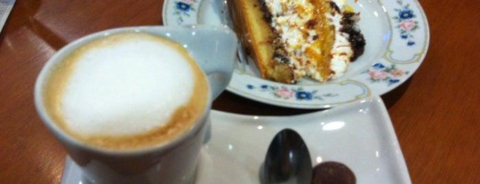 Café & Bar Fany is one of cafés em floripa.