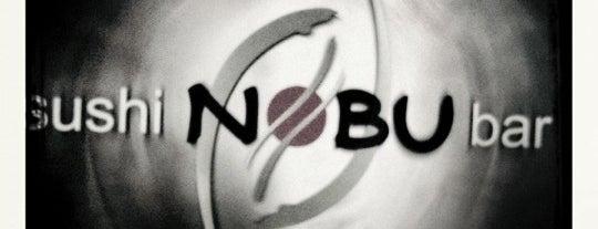 Nobu is one of Рестораны Киева / Restaurants (Kyiv).