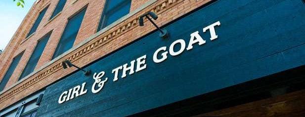 Girl & The Goat is one of Tempat makan terbaik di AS untuk malam Tahun Baru.