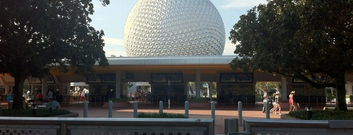 Epcot is one of Best Places to Check out in United States Pt 1.