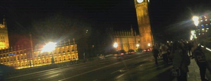 Puente de Westminster is one of World Sites.