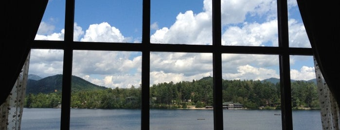 Golden Arrow Lakeside Resort is one of Lake Placid.