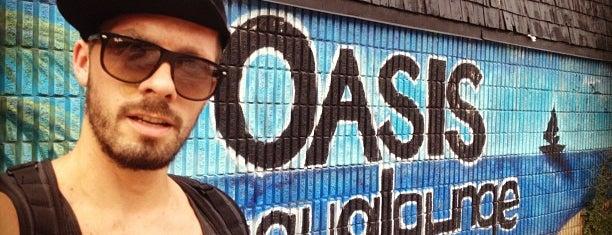 Oasis Aqua Lounge is one of Toronto.