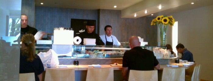 Sushi Sasa is one of Best Sushi.