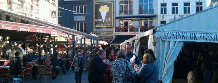 De Hasseltse Jeneverfeesten is one of Annual Events.