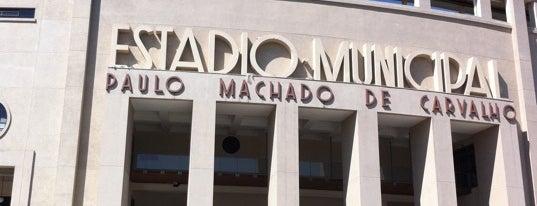 Museu do Futebol is one of Sitios Internacionales.