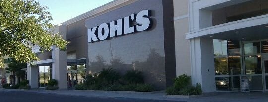 Kohl's is one of Lieux qui ont plu à Alistair.