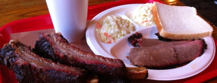Iron Works BBQ is one of Meeting in Austin.