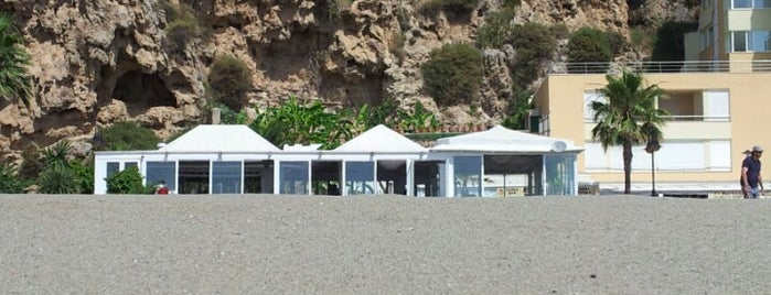 Eden Beach Club is one of Malaga.