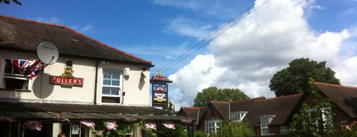 The Vansittart Arms is one of Carlさんのお気に入りスポット.