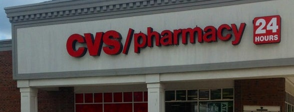 CVS pharmacy is one of Lieux qui ont plu à Brian.