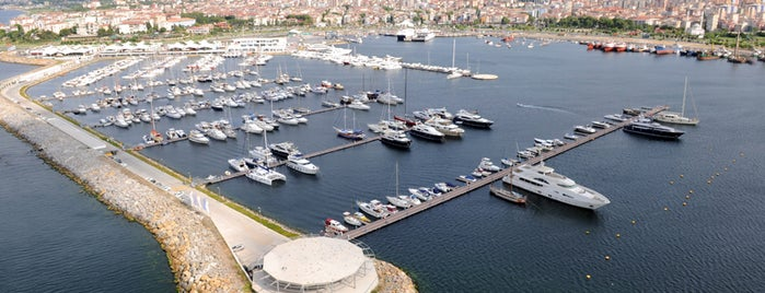 MarinTurk İstanbul City Port is one of Lugares favoritos de Sedat.