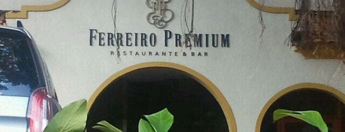 Ferreiro Premium is one of Aldemar: сохраненные места.