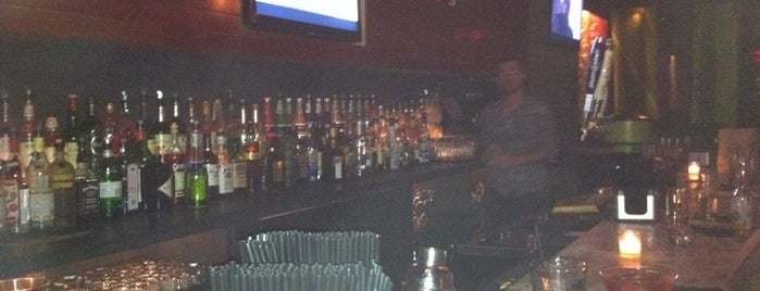 XES Lounge is one of NYC Gay Nightlife.
