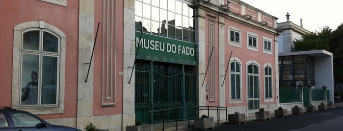 Museu do Fado is one of Lisboa.