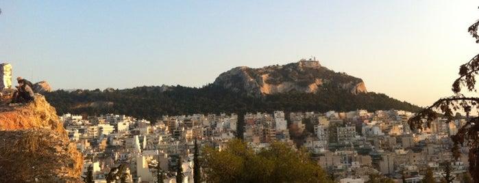 Lofos Strefi is one of Athen.