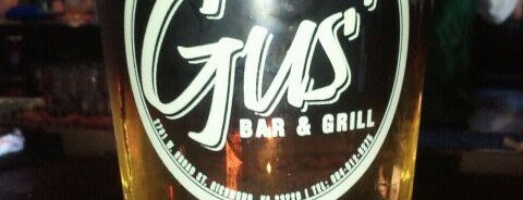 Gus' Bar & Grill is one of RVA Fan Restaurants.