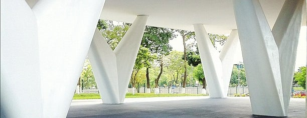 Museu de Arte Contemporânea (MAC-USP) is one of สถานที่ที่ Roy ถูกใจ.