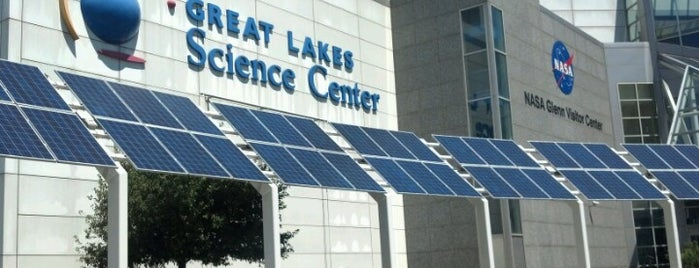 Great Lakes Science Center is one of Wishlist.