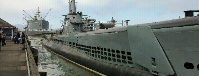 USS Pampanito is one of Todo list for San Fran / Palo Alto trip:.