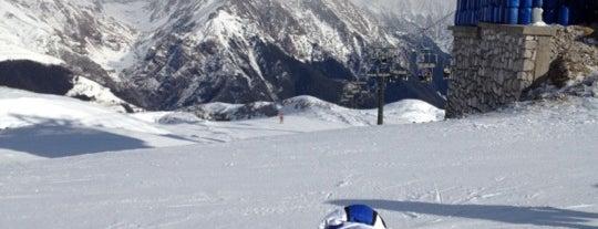 Colere is one of Dove sciare.
