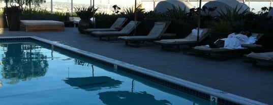 Andaz West Hollywood - a concept by Hyatt is one of LA and beach cities as a local.