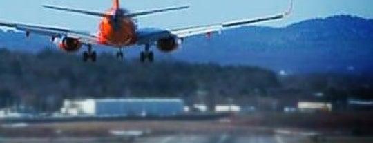 ท่าอากาศยานแมนเชสเตอร์ (MAN) is one of AIRPORT.
