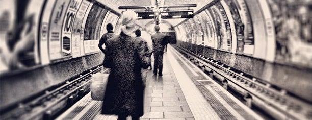 Clapham Common London Underground Station is one of Underground Stations in London.