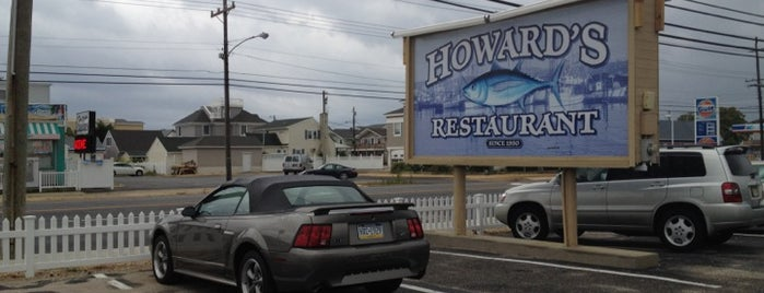 Howard's Resturant is one of Dinner.