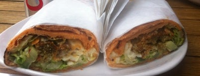 The King of Falafel is one of Orte, die Santiago gefallen.