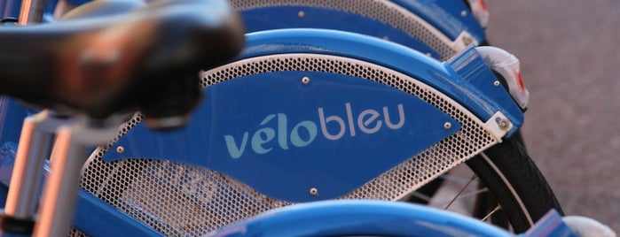 Vélo Bleu (Station No. 28) is one of FR2DAY's Guide to the Great Outdoors.