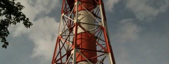 Leuchtturm Unterfeuer Blankenese is one of StorefrontSticker #4sqCities: Hamburg.