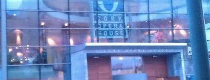 Cork Opera House is one of Ireland.