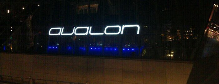 Avalon is one of Clubbing: FindYourEventInSG.