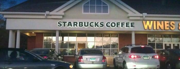 Starbucks is one of Kristen'in Beğendiği Mekanlar.