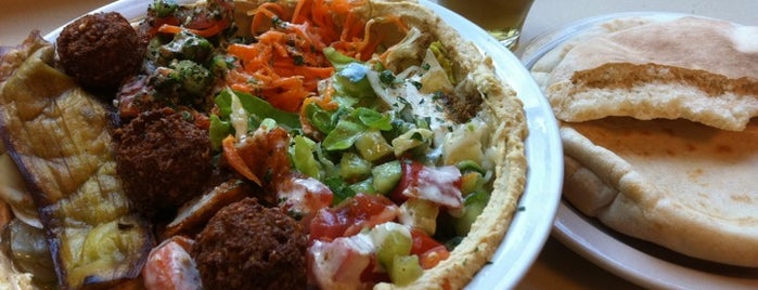 Hummus Bar is one of Where to eat? (tried and recommended places).