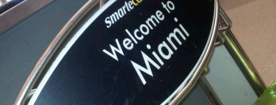 Aeropuerto Internacional de Miami (MIA) is one of DC Millionaire Society.