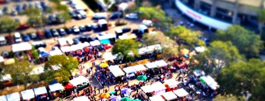 Saturday Morning Market is one of Best of St. Pete's.