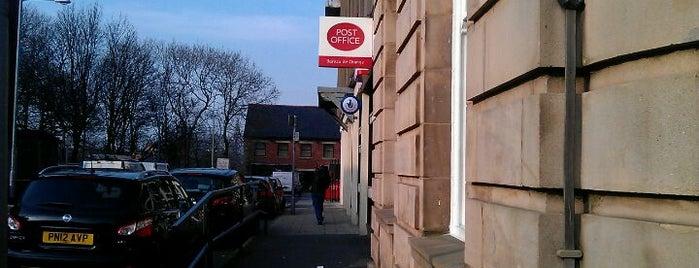 Chorley Post Office is one of สถานที่ที่ Resul ถูกใจ.