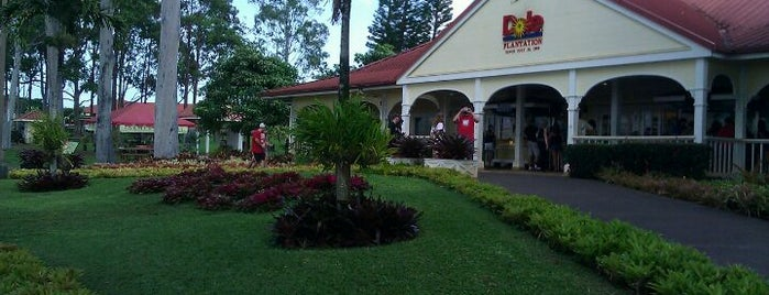 Dole Plantation is one of Oahu: The Gathering Place.